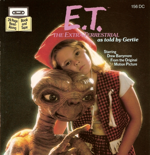 E.T. As Read By Gertie