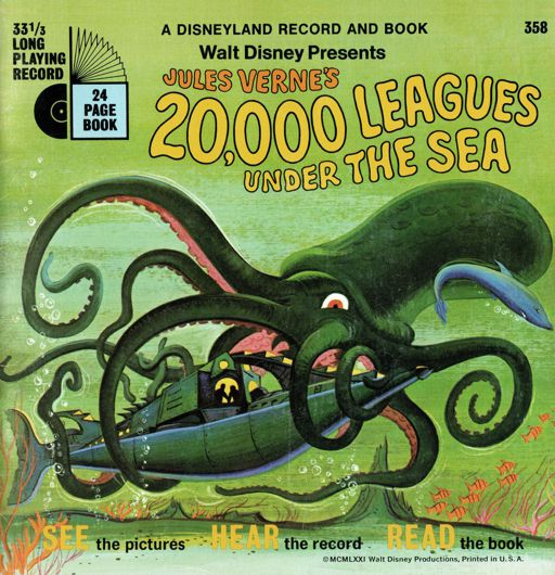 20,000 Leagues Under the Sea (1971)