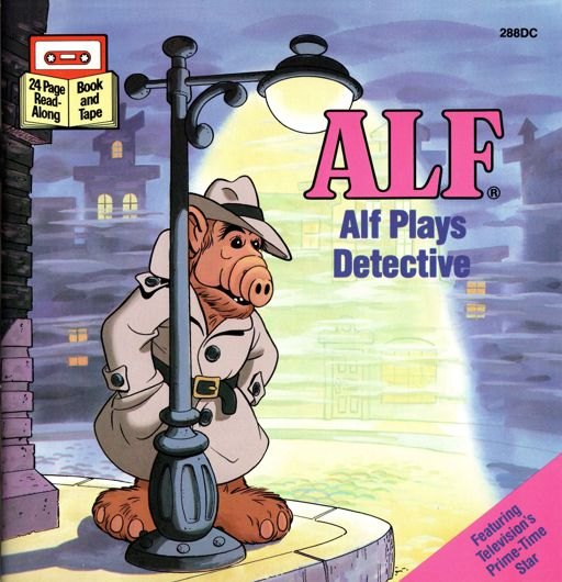 Alf Plays Detective