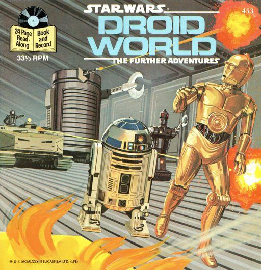 Star Wars Droid Wolrd